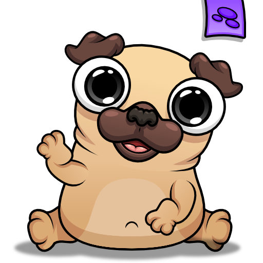 Tlcharger Gratuit Code Triche Pug – My Virtual Pet Dog APK MOD