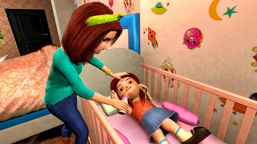 Virtual Mother Game Family Mom Simulator astuce Eicn.CH 1