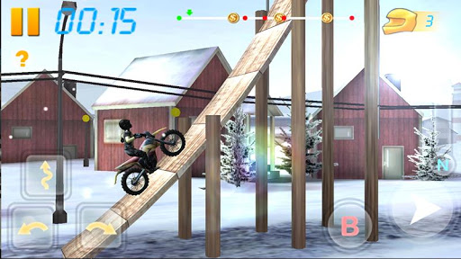 Course de Vlo 3D – Bike astuce Eicn.CH 2