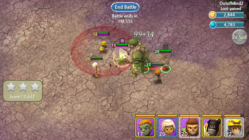 Forest Of Heroes Clash Of Hero astuce Eicn.CH 1
