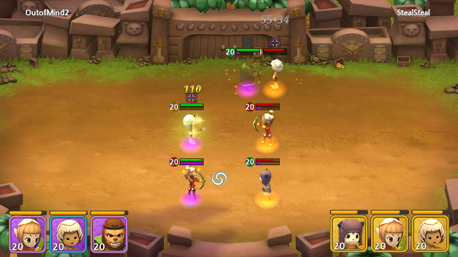 Forest Of Heroes Clash Of Hero astuce Eicn.CH 2