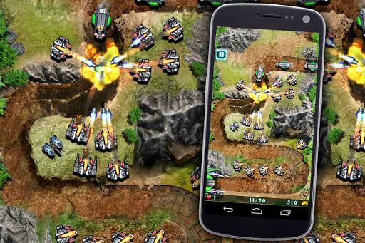 Galaxy Defense Tower Game astuce Eicn.CH 1