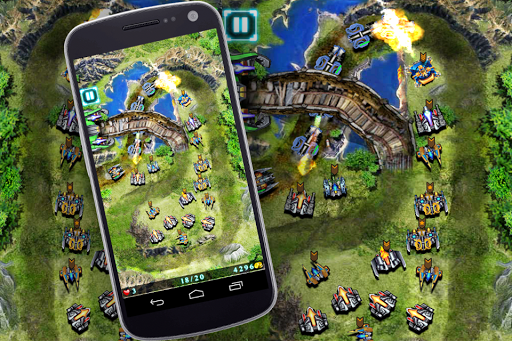 Galaxy Defense Tower Game astuce Eicn.CH 2