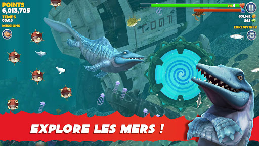 Hungry Shark Evolution astuce Eicn.CH 2