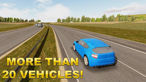 Just Drive Simulator astuce Eicn.CH 1