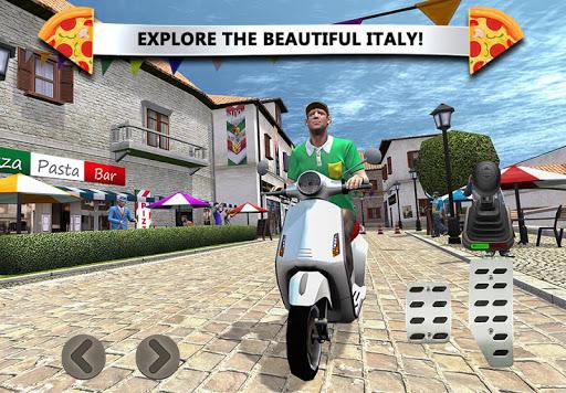 Pizza Delivery Simulateur de Conduite astuce Eicn.CH 2