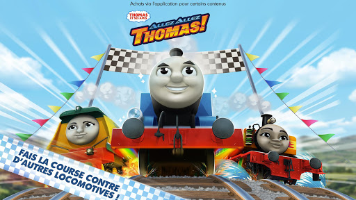 Thomas et ses amis Allez Allez Thomas astuce Eicn.CH 1