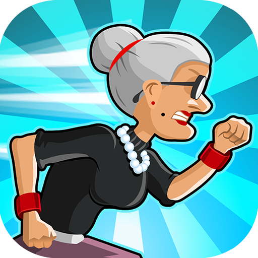 Tlcharger Gratuit Code Triche Angry Gran Run – Running Game APK MOD
