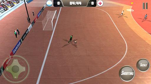 le football futsal 2 astuce Eicn.CH 2