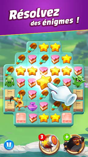 Angry Birds Match 3 astuce Eicn.CH 2