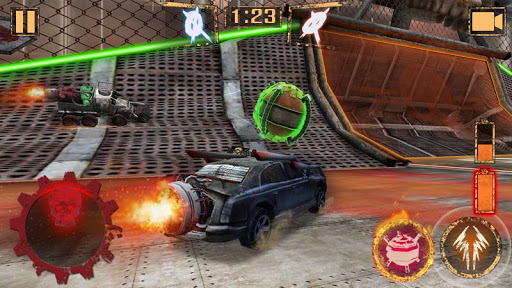 Boule de fuse – Rocket Car Ball astuce Eicn.CH 1