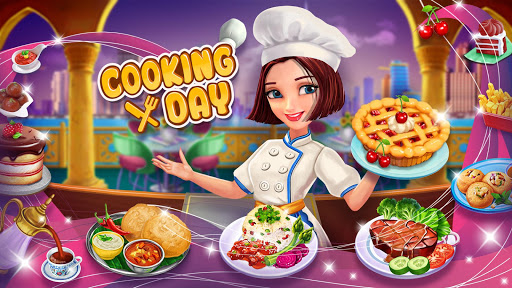 Cooking Day – Restaurant Craze Best Cooking Game astuce Eicn.CH 1