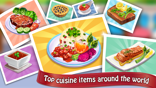 Cooking Day – Restaurant Craze Best Cooking Game astuce Eicn.CH 2