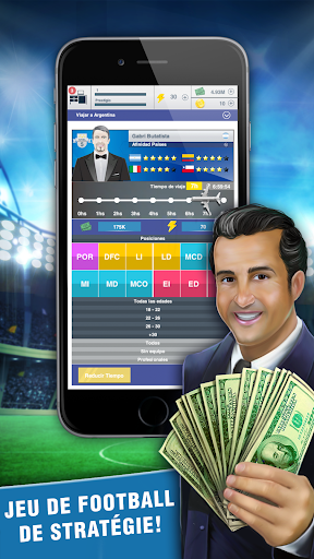 Football Agent – Mobile Foot Manager 2019 astuce Eicn.CH 2