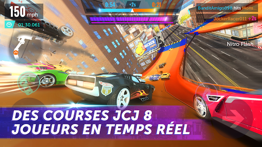 Hot Wheels Infinite Loop astuce Eicn.CH 1