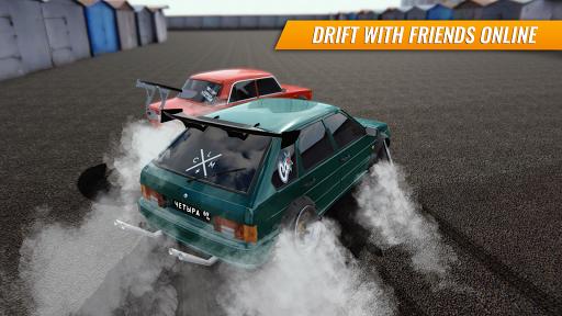 Russian Car Drift astuce Eicn.CH 1