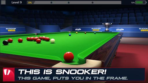 Snooker Stars – 3D Online Sports Game astuce Eicn.CH 1