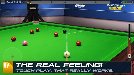 Snooker Stars – 3D Online Sports Game astuce Eicn.CH 2