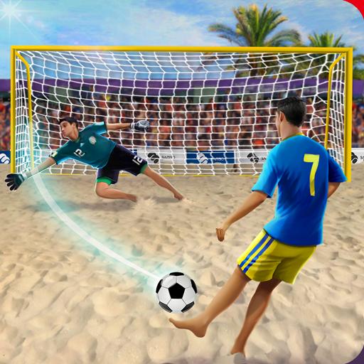 Tlcharger Gratuit Code Triche Tir Goal – Beach Foot APK MOD