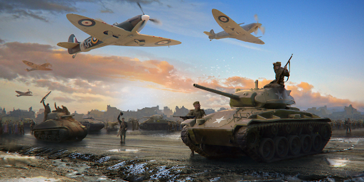 World at War WW2 Strategy MMO astuce Eicn.CH 2