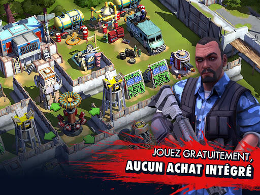 Zombie Anarchy Survival Strategy Game astuce Eicn.CH 1