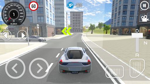 Driving School 3D astuce Eicn.CH 1