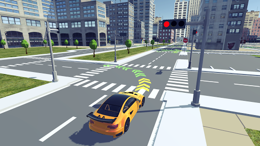 Driving School 3D astuce Eicn.CH 2