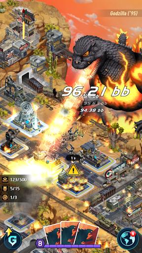 Godzilla Defense Force astuce Eicn.CH 1