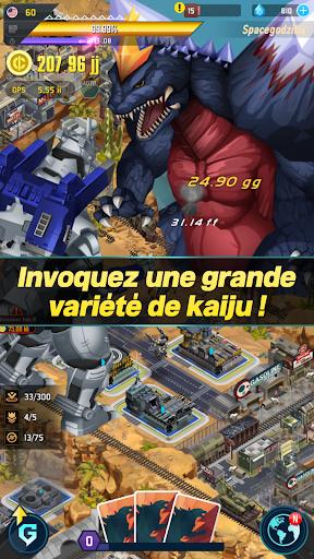 Godzilla Defense Force astuce Eicn.CH 2