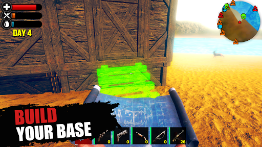 Just Survive Ark Raft Survival Island Simulator astuce Eicn.CH 2