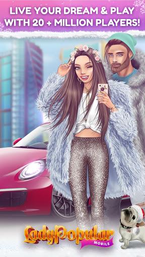 Lady Popular Fashion Arena astuce Eicn.CH 1
