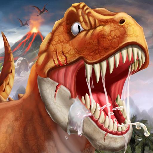 Tlcharger Code Triche DINO WORLD – Jurassic dinosaur game APK MOD
