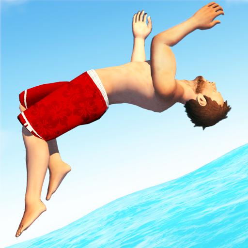 Tlcharger Code Triche Flip Diving APK MOD