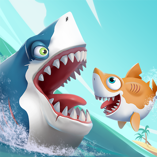 Tlcharger Code Triche Hungry Shark Heroes APK MOD