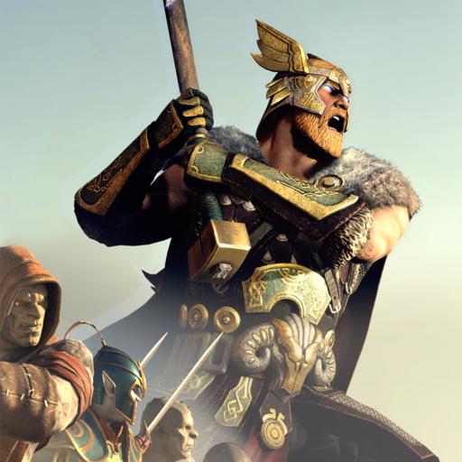 Tlcharger Gratuit Code Triche Dawn of Titans – Un jeu de guerre poustouflant APK MOD