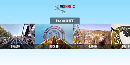 VR Thrills Roller Coaster 360 Google Cardboard astuce Eicn.CH 1