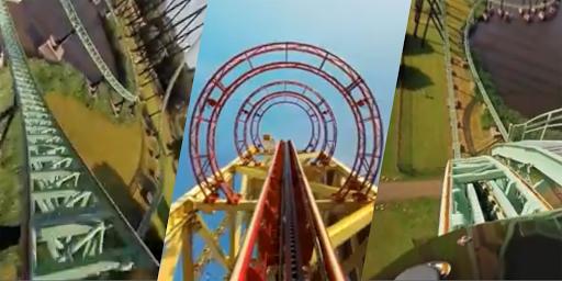 VR Thrills Roller Coaster 360 Google Cardboard astuce Eicn.CH 2