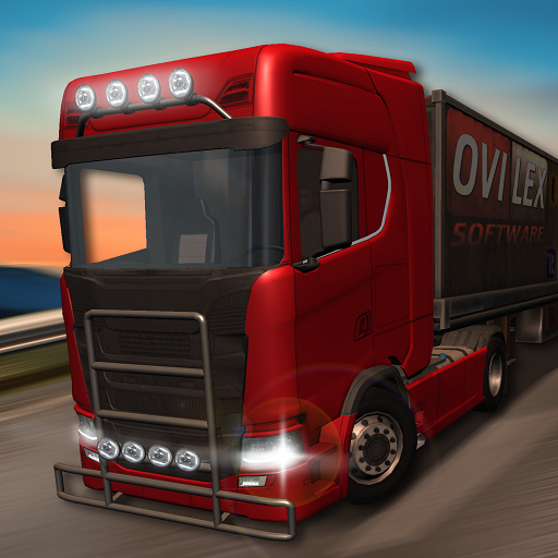 Tlcharger Code Triche Euro Truck Driver – 2018 APK MOD