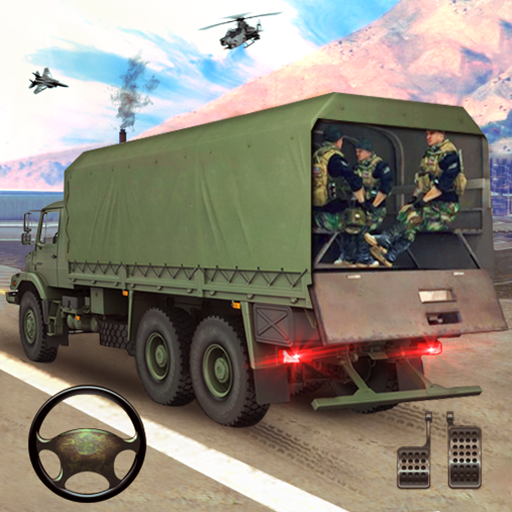 Tlcharger Code Triche Us Army Truck Driving Truck simulator Truck Games APK MOD