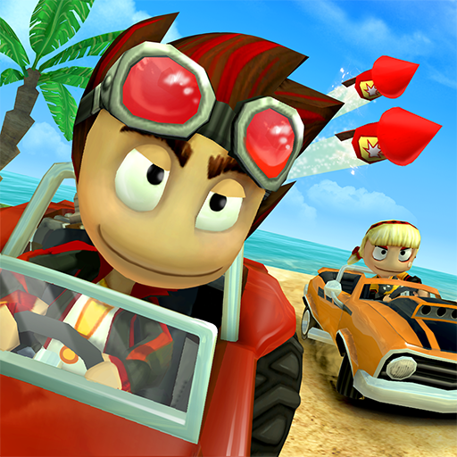 Tlcharger Code Triche Beach Buggy Racing APK MOD