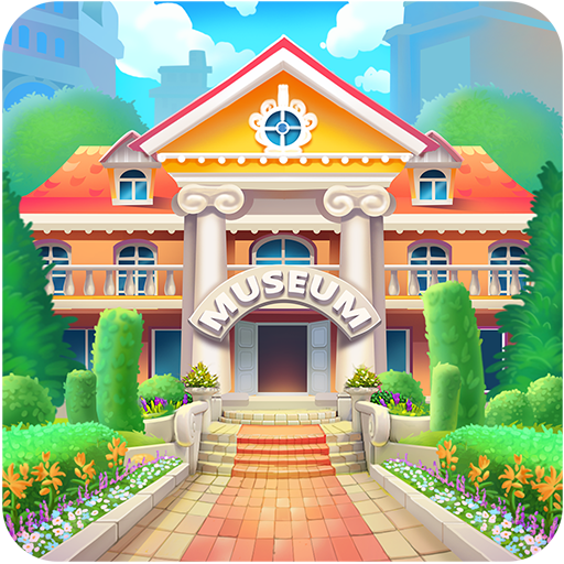 Tlcharger Code Triche My Museum Story Mystery Match APK MOD