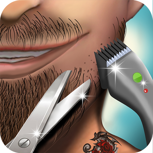 Tlcharger Gratuit Code Triche salon de coiffure barbe jeux de coupe cheveux APK MOD