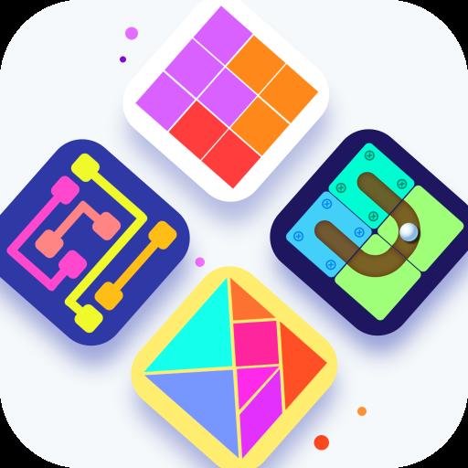 Tlcharger Code Triche Puzzly Collection de jeux de casse-ttes APK MOD
