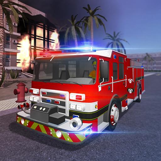 Tlcharger Gratuit Code Triche Fire Engine Simulator APK MOD