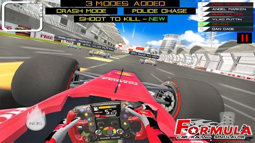 Formula Car Racing Simulator mobile No 1 Race game astuce Eicn.CH 1