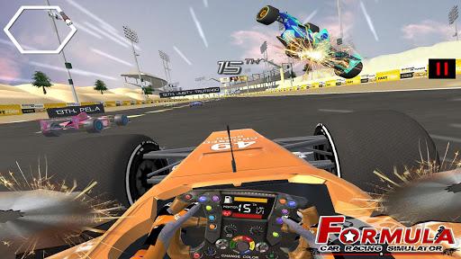 Formula Car Racing Simulator mobile No 1 Race game astuce Eicn.CH 2