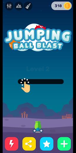 Jumping Ball Blast – Fire Balls Shooter 2020 astuce Eicn.CH 1