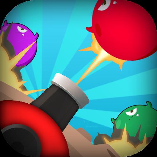 Tlcharger Code Triche Jumping Ball Blast – Fire Balls Shooter 2020 APK MOD