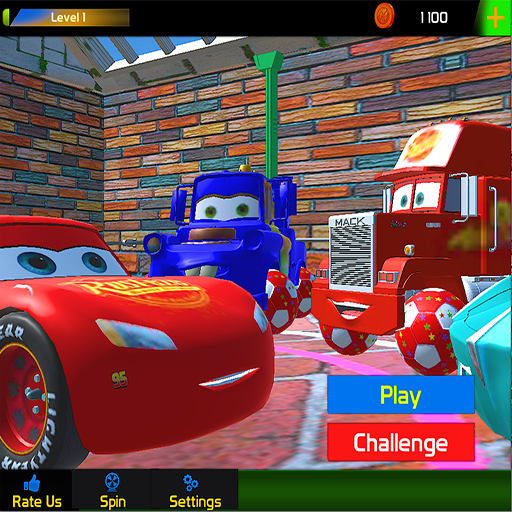 Tlcharger Code Triche McQueen and Friends Racing Cars Monster Trucks APK MOD