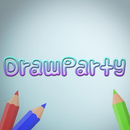 Tlcharger Gratuit Code Triche DrawParty for Chromecast APK MOD